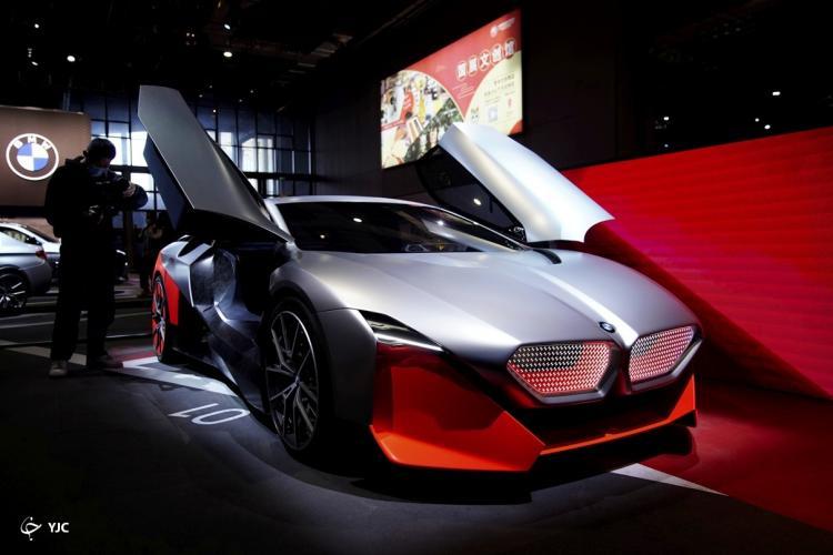 تصاویر نمایشگاه خودروی شانگهای چین,عکس های نمایشگاه خودروی شانگهای چین,تصاویری از نمایشگاه خودروی شانگهای چین