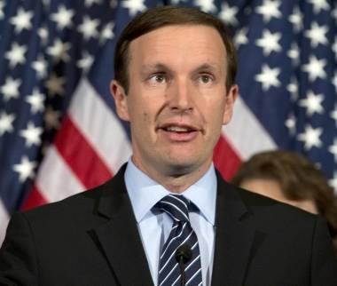 کریس مورفی,سناتور آمریکایی