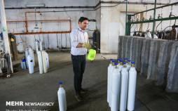 کپسول اکسیژن,گازهای طبی و صنعتی