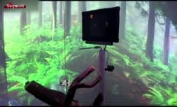 فیلم/ میمونی که با کمک تراشه های کاشته شده در مغزش، بازی کامپیوتری میکند