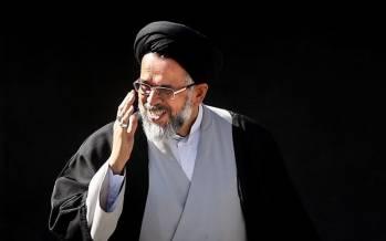 سیدمحمود علوی وزیر اطلاعات,قرنطینه خانگی وزیر اطلاعات