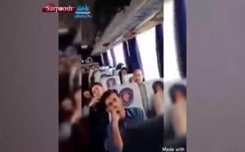 فیلم/ توصیه عجیب یک روحانی به زائران حرم امام رضا