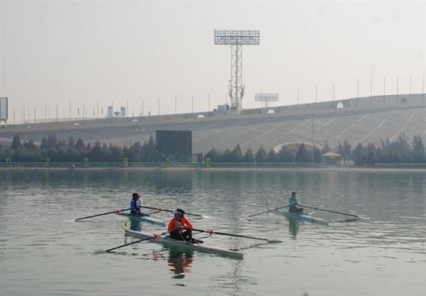 مسابقات روئینگ انتخابی المپیک,تیم ملی روئینگ ایران