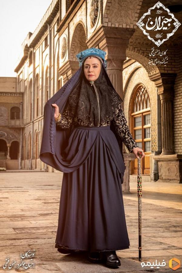 اولین تصویر از بازیگر نقش مهدعلیا,سریال «جیران»