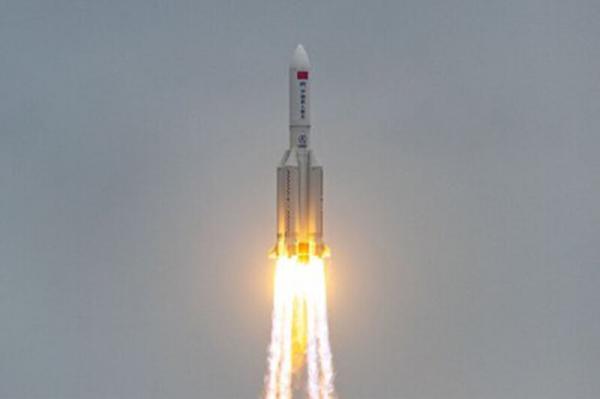 برخورد موشک چینی با زمین, موشک چینی