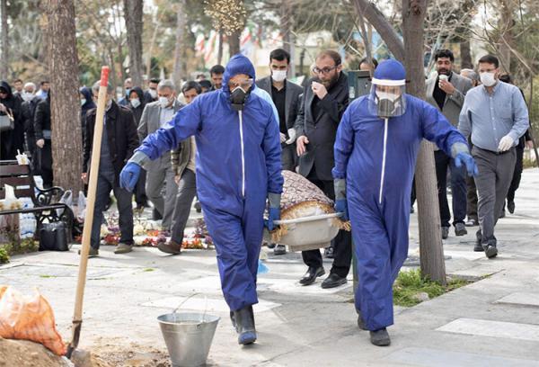پیک پنجم کرونا در ایران,شروع پیکهای جدید کرونا در ایران