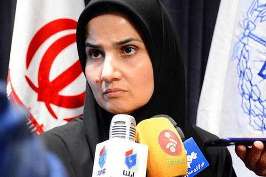 لعیا جنیدی معاون حقوقی رئیس جمهوری,مصوبه شورای نگهبان درباره انتخابات1400