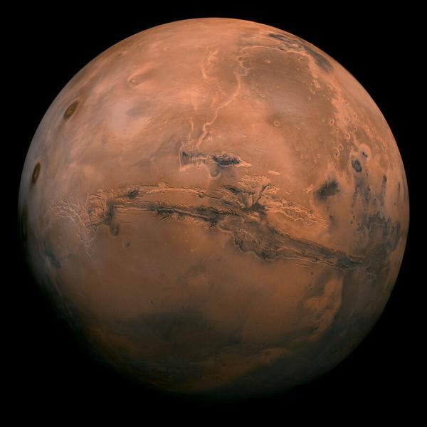 فرود سفینه بدون سرنشین چین روی مریخUسازمان ملی فضایی چین