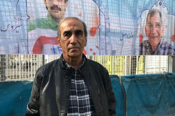 علی جباری,مصاحبع تند علی جباری