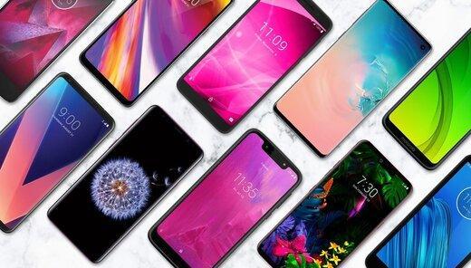 آخرین وضعیت بازار موبایل,قیمت گوشی موبایل