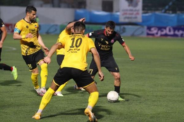 هفته بیست و یکم رقابت های فوتبال لیگ برتر,نتایج هفته بیست و یکم رقابت های فوتبال لیگ برتر
