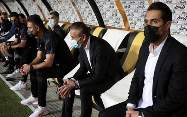 برنامه فوتبال برتر,درگیری لفظی پیروانی و مجیدی