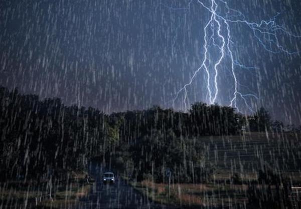 سازمان هواشناسی, بارش باران
