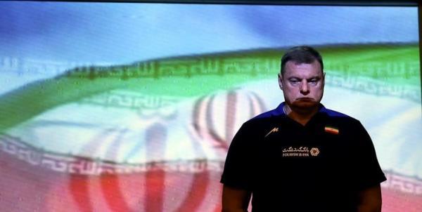 نشست خبری ولادیمیر آلکنو,سرمربی تیم ملی والیبال ایران