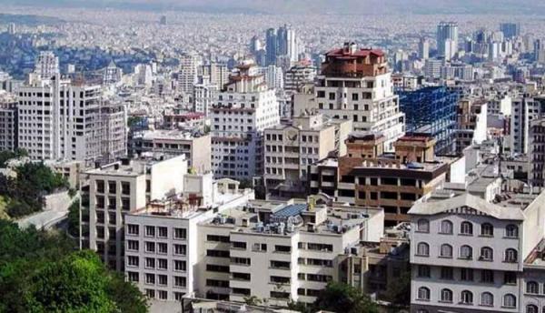 بازار خرید و فروش مسکن در مناطق مرکزی پایتخت,قیمت مسکن تهران