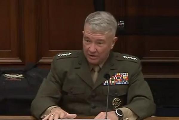 فرمانده نیروهای آمریکا در منطقه غرب آسیا,(سنتکام)