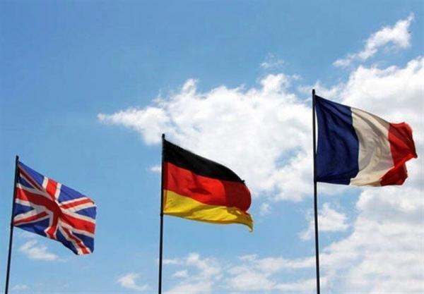 بازگشت به برجام و رفع تحریم ها,تروئیکای اروپایی