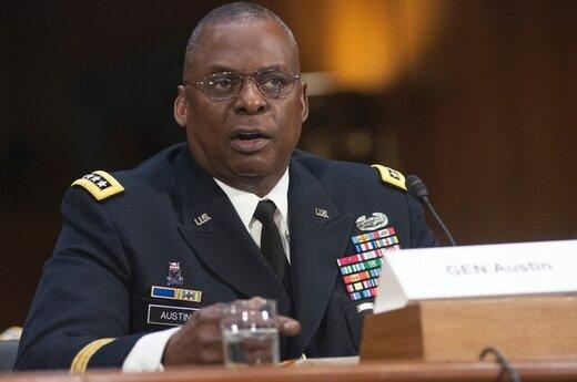 لوید آستین وزیر دفاع آمریکا,وزیر دفاع آمریکا