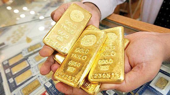 صعود رمزارزها متوقف شد,قیمت طلا
