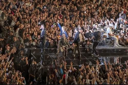 کنسرت موسیقی بزرگ در نیوزلند,کنسرت شهر اوکلند نیوزیلند