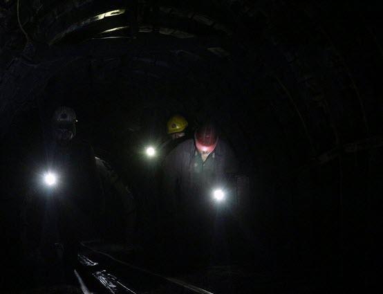 ریزش معدن شرکت زغال سنگ البرز شرقی,ریزش معدن