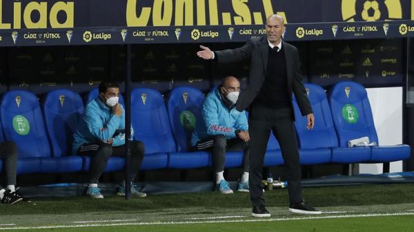 زیدان و کریم بنزما,نتایج رئال مادرید