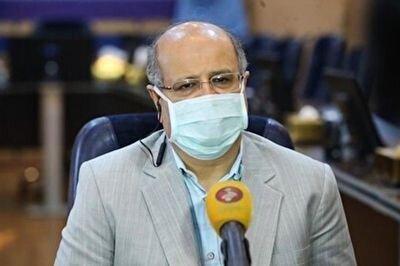 زالی,فرمانده ستاد عملیات مبارزه با کرونا کلانشهر تهران