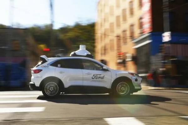 اتومبیل های خودران, شرکت آرگو, فناوری لیدار