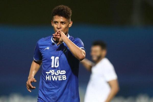 مرحله یک چهارم نهایی لیگ قهرمانان آسیا,قائدی