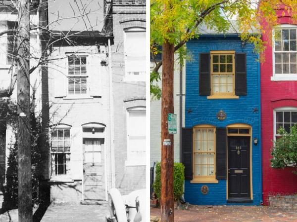 باریکترین خانه آمریکا,خانه باریک در آمریکا
