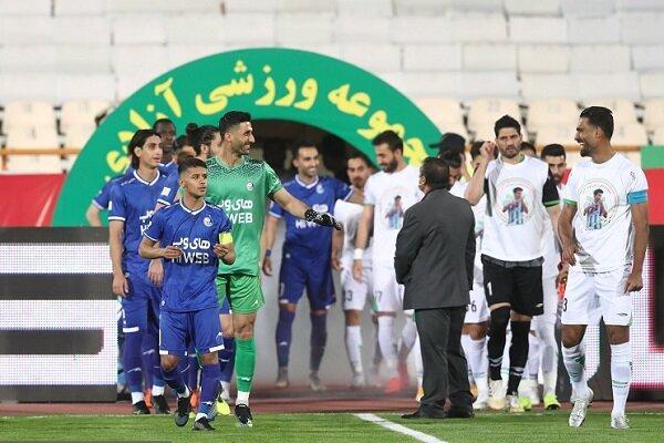 دیدار استقلال و ذوب آهن,هفته بیست و دوم لیگ برتر