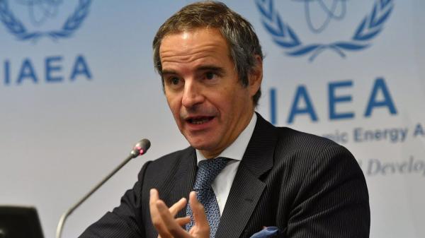 رافائل گروسی,مدیرکل آژانس بینالمللی انرژی اتمی