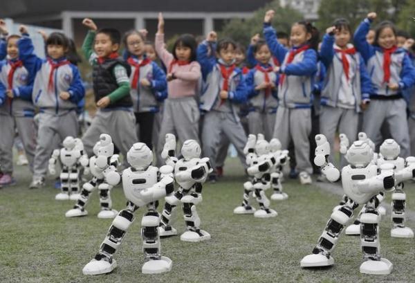 ربات,حضور ربات ها در جهان