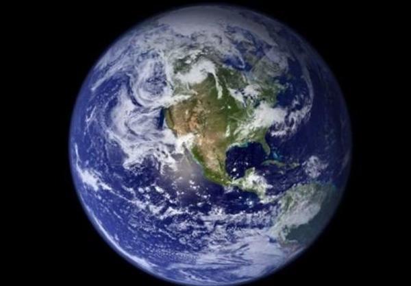 چرخش کره زمین,کره زمین