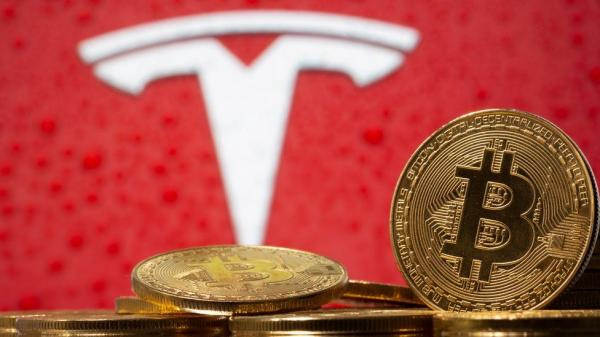 بیت کوین,توقف فروش خودروهای تسلا با رمزارز