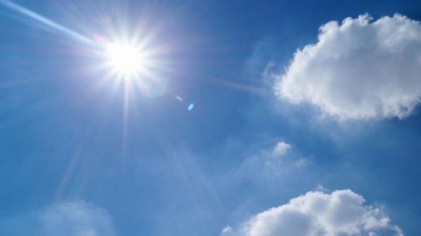 هواشناسی ایران,افزایش نسبی دمای کشور