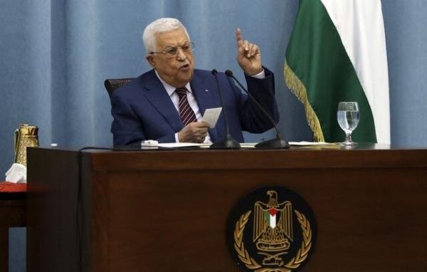 محمود عباس,رئیس تشکیلات خودگردان فلسطین