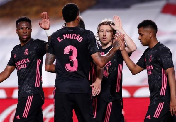 مسابقات فوتبال جهان در 23 اردیبهشت,تیم رئال مادرید
