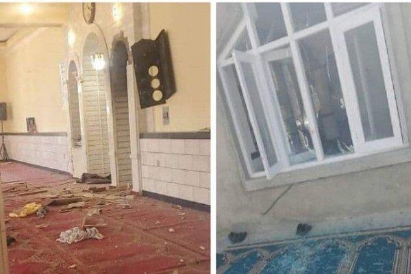 انفجار در مراسم نماز جمعه در کابل,انفجار در کابل