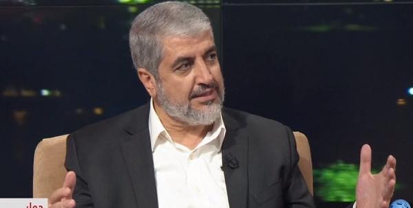 خالد مشعل,رئیس دفتر سیاسی حماس
