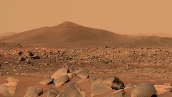 کشف سنگ های مرموز در مریخ,مریخ