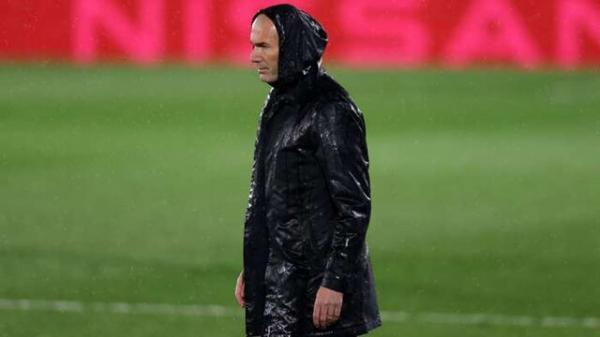 زین الدین زیدان,جدایی زیدان از رئال مادرید