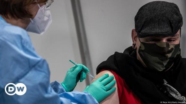 واکسن کرونا,ابتلا به کرونا در آلمان