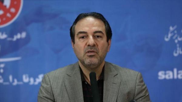 سخنگوی ستاد ملی مقابله با کرونا,علیرضا رئیسی