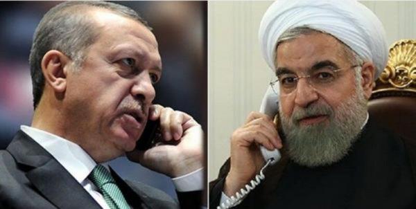 روحانی در گفتوگو با اردوغان,روحانی و اردوغان