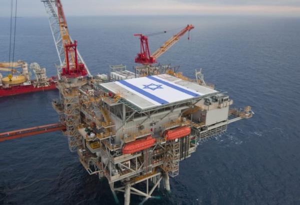 حملات به اسرائیل,حمله حماس به سکوی گازی اسرائیل