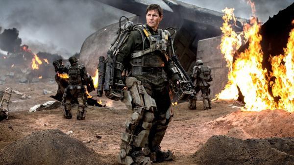 قسمت دوم فیلم Edge of Tomorrow,فیلم لبه فردا با بازی تام کروز
