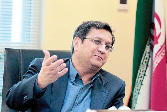 عبدالناصر همتی,رئیس بانک مرکزی