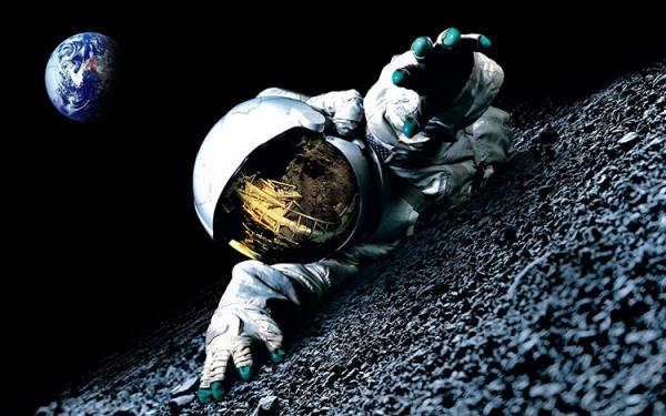 جسد افراد فوت شده در فضا,جسد فوت شدگان در فضا و مریخ