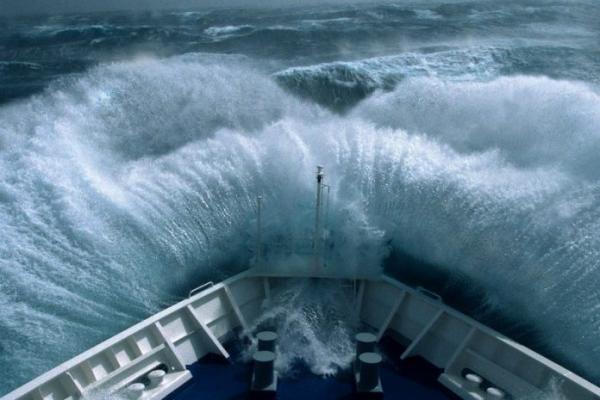 نقاط مرگ در دریاهای جهان,مرگ در دریاها